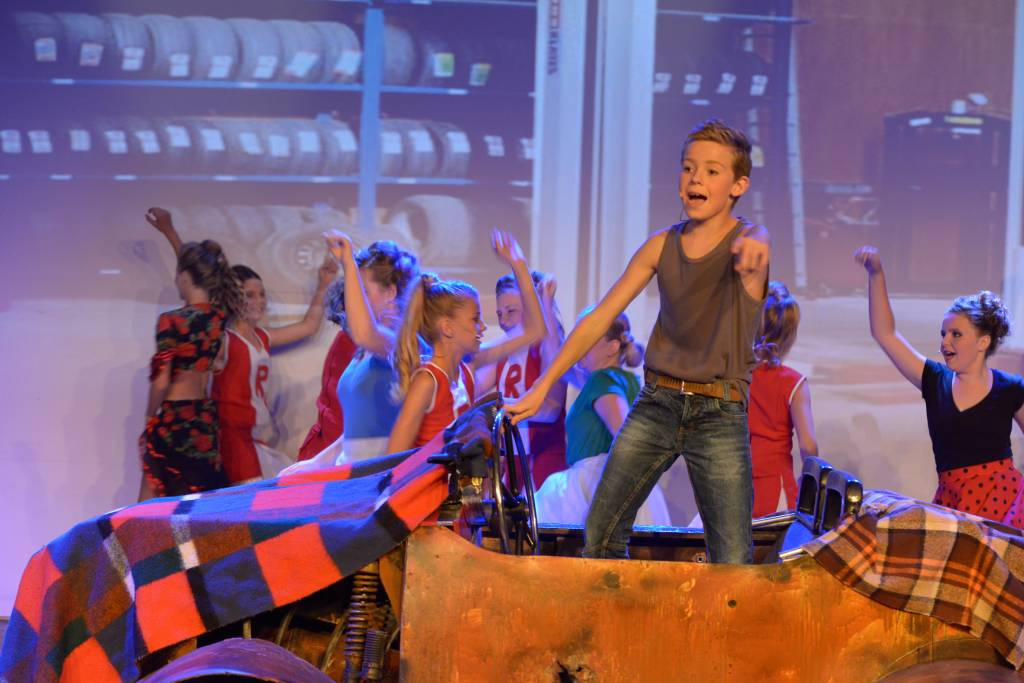 Musical Workshop 'Grease(d)'